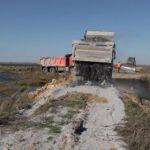 В Приморье вышло из берегов озеро Ханка