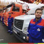 Автотранспортники «Горэлектросети» и «Управления теплоснабжения» встречают профессиональный праздник во составе нового УТТ