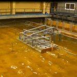 Исследования волновых воздействий подтвердили безопасность гидротехнических сооружений Арктик СПГ 2