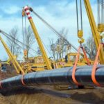 До 2025 года в Беларуси планируется построить 617,9 км газопроводов и реконструировать 88,7 км