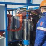 ООО «Транснефть – Дальний Восток» ввело в эксплуатацию установку для регенерации трансформаторного масла