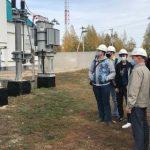 Специалисты Тамбовэнерго провели экскурсию по подстанции для студентов