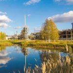 Ухтинский НПЗ отделался предупреждением за сокрытие загрязнения атмосферы