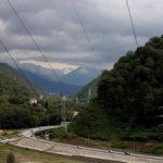 Непогода спровоцировала отключения электроэнергии в Сочи