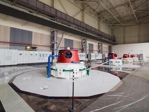 Зеленчукская ГЭС-ГАЭС Карачаево-черкесская ГЭС