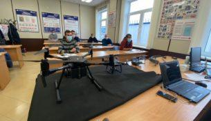 Ленэнерго обучают сотрудников управлять беспилотниками