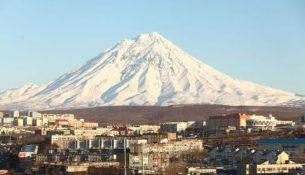 петропавловск-камчатский, вулкан авача