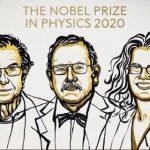 """""""Нобеля"""" по физике получили исследователи черных дыр"""