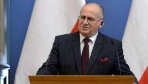 Збигнев Рау Глава МИД Польши