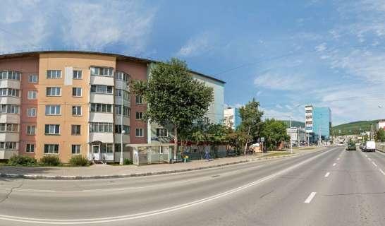 улица Пуркаева Южно-Сахалинск