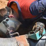 Мосгаз прокладывает газопровод среднего давления на территории ЗИЛа