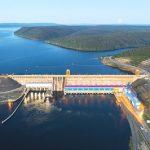 Богучанская ГЭС работает в режиме обеспечения навигации на Ангаре