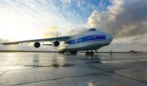самолет Ан-124–100 «Руслан»