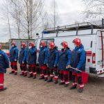 На гидротехнических сооружениях Калининской АЭС прошли совместные с МЧС учения