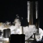 Космический корабль Starship прошел огневые тесты