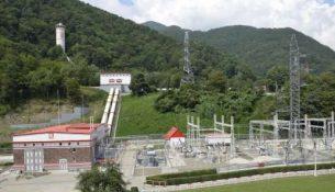 Краснополянская ГЭС