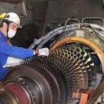 Сочинская ТЭС ремонтирует газотурбинную установку