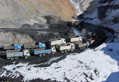 угольный разрез КиргизУголь Кыргызкомур