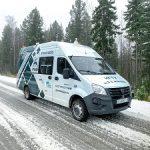 На Приобском месторождении в ХМАО-Югре появилась беспилотная ГАЗель для доставки грузов
