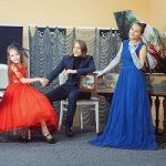Омский НПЗ оборудует в детской школе искусств №12 театрально-музыкальные классы