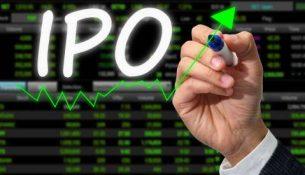 IPO график