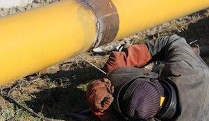 трубы газопровод реконструкция