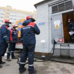 «Россети Ленэнерго» успешно отработали оперативные действия на сетевых объектах в условиях холодной зимы