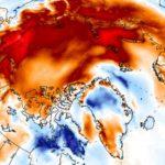 Арктика продолжает рекордно нагреваться