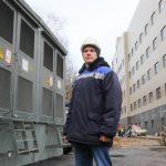 «Россети Ленэнерго» подключили к электрическим сетям новый корпус Госпиталя ветеранов войн