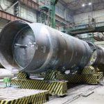 Петрозаводскмаш провел гидроиспытания емкостей системы безопасности для Курской АЭС-2