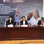 Россия-Африка: ядерное образование для устойчивого развития