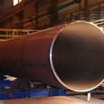 «Северсталь» впервые поставила трубы большого диаметра в Южную Америку