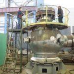 Петрозаводскмаш провел гидроиспытания корпусов насосов для турецкой АЭС «Аккую»