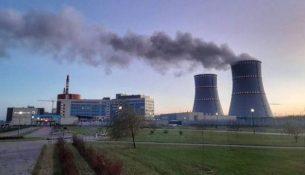 БелАЭС Белорусская АЭС