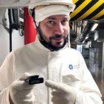 Известный дизайнер Артемий Лебедев  познакомился с работой реактора БН-800 на Белоярской АЭС