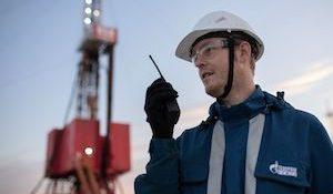 работник Газпромнефть-Заполярье