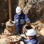 Мособлгаз газифицировал деревню Труфаново