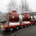 Петрозаводскмаш отгрузил первый комплект оборудования для турецкой АЭС «Аккую»