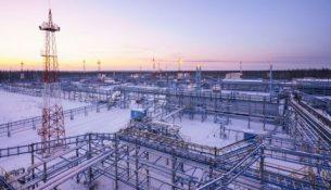 нефте-газовое месторождение Газпромнефть-Заполярья