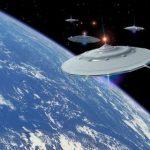 Камера МКС засняла несколько «флотилий НЛО» в 2020 году