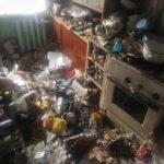 Ужасы газопотребления в Екатеринбурге: дом отапливали газовым факелом, кровать поставили в котельной