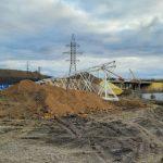 Белгородэнерго принимает участие в строительстве объездной дороги в Губкине