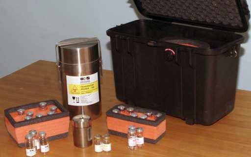 генератор рения W-188/Re-188,