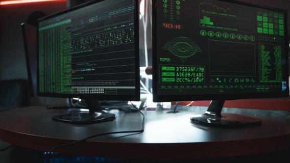 ПК хакер цифра