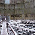 Кировская ТЭЦ-5 модернизировала башенную градирню