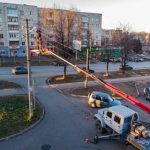 Глава Костромы поблагодарил «Россети Центр» за модернизацию наружного освещения в городе