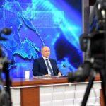 Путин прикрыл газовые манипуляции заявлением о дороговизне ГТС Украины