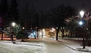 освещение улицы Кронштадт