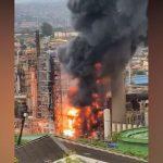 Взрыв прогремел на одном из крупнейших нефтезаводов в ЮАР