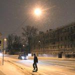 «Ленсвет» удвоил количество светильников на улице Калинина